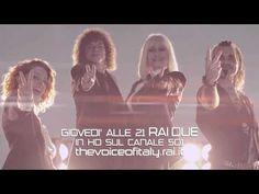 #TheVoiceItaly #RaffaellaCarra #TeamCarra