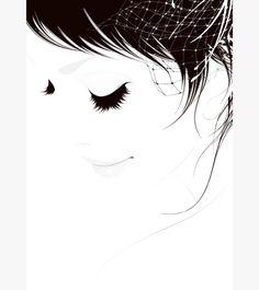 Ena | faces : white : 10 | bw | ram2013