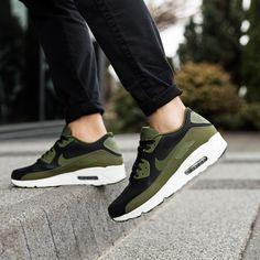 NIKE AIR MAX 90 BR (GS) 833475001 | kolor CZARNY | Dzieci?ce Sneakersy | Buty w ? Sklep Sizeer ?