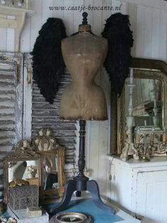 Stockman mannequin