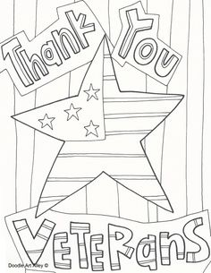 Veterans Day coloring pages from Doodle Art Alley. Print and Enjoy! - Veterans Day coloring pages from Doodle Art Alley. Print and Enjoy! Veterans Day For Kids, Free Veterans Day, Veterans Day Images, Veterans Day Thank You, Veterans Day Quotes, Veterans Day Activities, Veterans Day Gifts, Veterans Pictures, Scout Activities