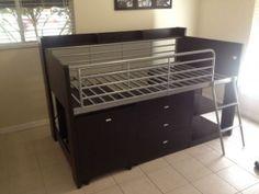 ... images about My home on Pinterest | Loft beds, Low loft beds and Desks