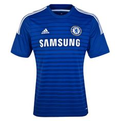 chelsea fc and adidas chelsea soccer jersey (home 201415)
