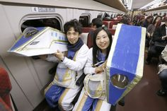 Image result for high speed train costume