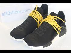 Adidas Pharrell Williams Human Race Black Review from aj23shoes.com d22fff1cd