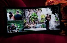 Professional photo books – more creative options. Image by: 1 Look Back Photography