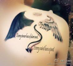 The words under collar bone. Tattoos of Hannah Tattoo T, Wörter Tattoos, Paar Tattoos, Tatuajes Tattoos, Kunst Tattoos, Tattoo Motive, Dope Tattoos, Pretty Tattoos, Piercing Tattoo