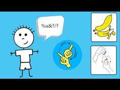 L'utilisation de pictogrammes et de signes nuit-elle à la parole? — Symbolicone   jeux et application pour faciliter les exercices d'orthophonie