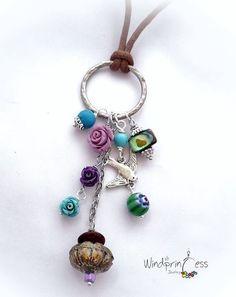 Wunderschöne Halskette von Windprincess in Uhren & Schmuck, Modeschmuck…