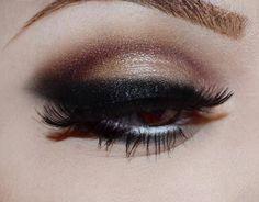 secret for eye make up