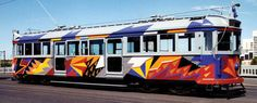 Prepare to be transported by the return of our city's most beloved moving canvases - MELBOURNE ART TRAMS is presented by Melbourne Festival, Arts Victoria and Yarra Trams. The trams will be travelling throughout the Melbourne tram network from October 2013 until April 2014.
