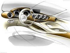 Mercedes-Benz-AMG_GT_Sketch