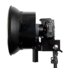 """The AlienBees ABR800 Ringflash Unit self-contained ringflash for shadow-free lighting 6 f-stop power variability (10 Ws to 320 Ws) stepless slider adjustment from full to 1/32 power tripod, light stand or hand-held use; on or off-camera accommodates camera lenses up to 4"""" in diameter"""