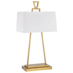 Mykonos Gold Table Lamp DHD3122