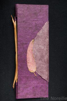 Tine Noreille, Eucalyptus Waves. #bookart