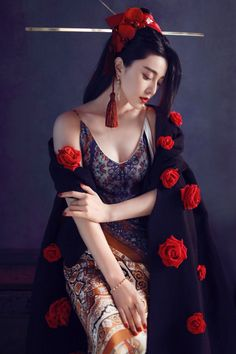 Fan BingBing 范冰冰 X Harper's Bazaar China October 2016 Fashion In, Asian Fashion, Fashion Models, Chinese Fashion, Street Fashion, Trendy Fashion, Korea Fashion, Tokyo Fashion, Street Chic