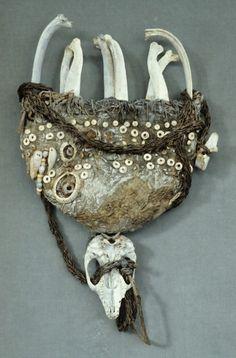 Bone Bag by Inga Hunter