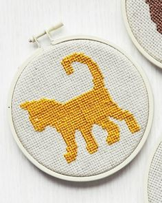 Free Customizable Cross-Stitch Projects