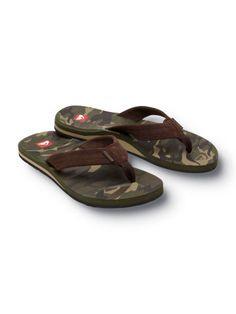 Carver Suede 2 Sandals