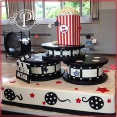 Movie Themed Wedding Ideas! Wedding Cake
