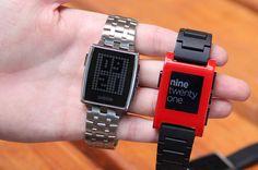 Pebble con rebaja de precio en anticipación a Pebble Time - http://www.esmandau.com/172106/pebble-con-rebaja-de-precio-en-anticipacion-a-pebble-time/#pinterest