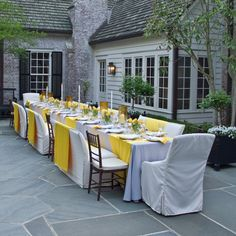 Circa Interiors: Al fresco dinner for Mary McDonald
