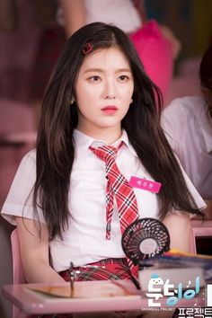 """irene in school uniform that will make you gay : a thread 😜"" Kpop Girl Groups, Korean Girl Groups, Kpop Girls, Seulgi, Red Valvet, Red Velvet Irene, Latest Pics, South Korean Girls, Girl Crushes"