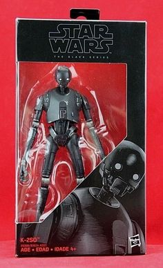 "K-2SO Droid Rogue One Star Wars The Black Series 6"" Action Figure Free Shipping #Hasbro"
