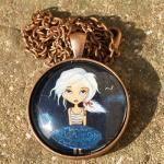 Sometimes A Sailor Necklace