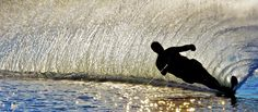 Water Skiing is another activity that can be enjoyed on the Columbia River