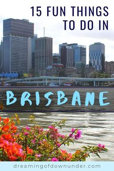 Find out the best things to do in Brisbane, Australia, including South Bank, botanic gardens, cafes and nightlife. #australia #brisbane #travelaustralia #queensland