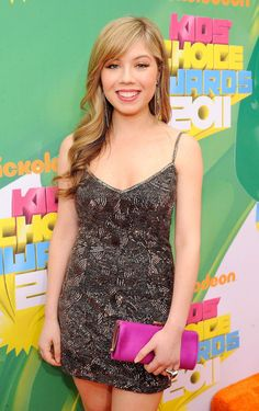 Jenette McCurdy. Her character is so cool on ICarly and Sam and Cat.
