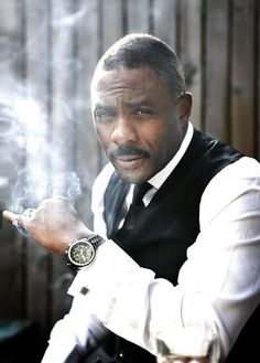 Idris Elba he  is the best and the sexiest man...