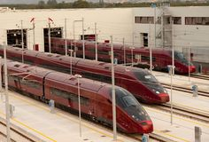 Trenes de ferrari