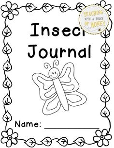 "$ Journal writing prompts for your insect unit!  The ""Insect Journal Prompts"" package contains 25 writing prompts that you can use to support the development of your students' writing skills."