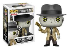 Fallout 4 Nick Valentine Pop! Vinyl
