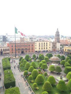 Centro Histórico in León, Guanajuato