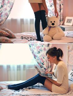 Home, sweet home. :) (by Anastasia K.) http://lookbook.nu/look/4248497-Home-sweet-home