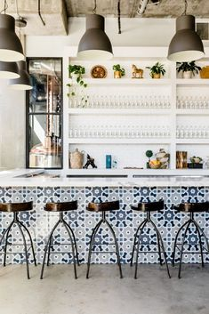 Cheap & cheerful IKEA must-haves - Kate Lester Interiors Interior Architecture, Interior And Exterior, Interior Design, Gothic Architecture, Ancient Architecture, Bar Tile, Hardwood Tile, California Homes, Bars For Home