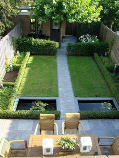 Simple and easy backyard landscaping ideas 08