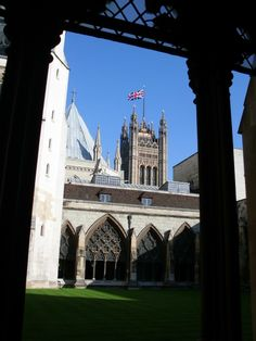 Westminster Abbey cloister (London)