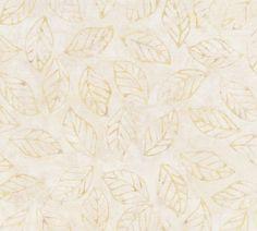 Batik By-The-Yard; Tossed Leaves; Cotton Batik Yardage by #TimelessTreasures at TCSFabrics #batik #yardage #bytheyard #fabric