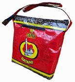 Italian Coffee Handbags and Lamps - STOCK : MILANO BENGHALENSIS - Caffe Batani Rosso