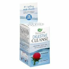 Nature's Way Thisilyn Digestive Cleanse, 90 Vcaps by Nature's Way. Save 40 Off!. $8.99. 90 VegiCaps. Serving Size:. Natures Way Herbal Digestive Cleanse 90 Vegetarian Capsules