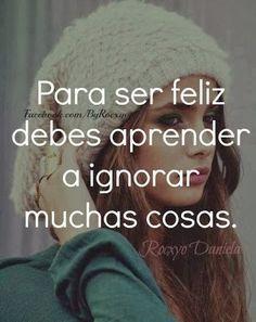 #felicidad