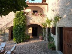 lovely Italian villa (la Casa Di Cacchiano) - from benpentreath.com