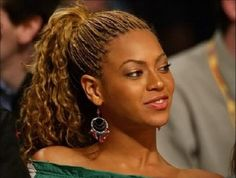 braid with curls African hair | Women Hairstyles Ideas
