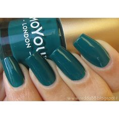 MoYou London (Midnight Green)