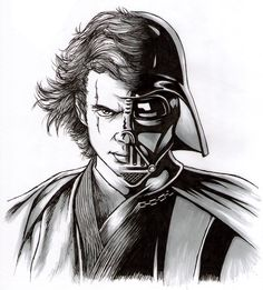 Anakin/Vader: most epic character ever