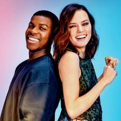 MASSIVE DEAL: The new Star Wars leads are on the cover of ASOS mag